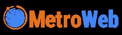 Logo MetroWeb